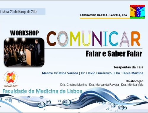 Workshop Comunicar – Faculdade de Medicina