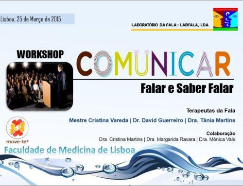 Workshop Comunicar – Faculdade de Medicina