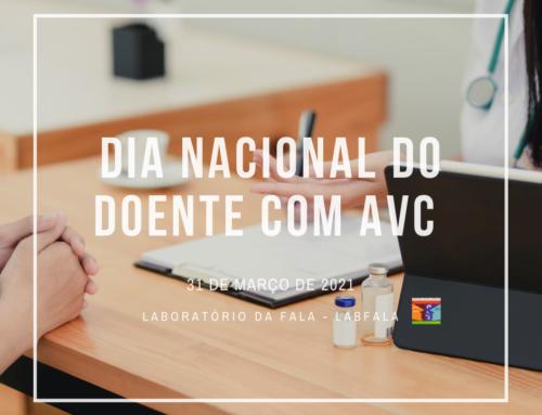 Dia Nacional do Doente com AVC